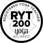Registered Yoga Teacher 200 Hour logo